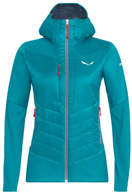 Salewa Ortles Hybrid Tirolwool Celliant Jacket Women'S